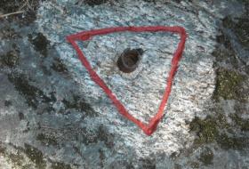 Triangelpunkt